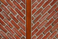 brickwork, arrangement, bricks, pattern, wall, appearance
