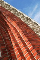 Mortar, arrangement, bricks, pattern, wall, appearance (thumbnail)