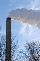 pollute, acid, rain, environmental, chimney, polluting