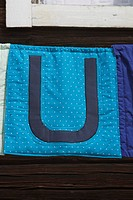 Bath Towel, Bold, Clothing, Day, Embossed