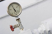 Close_Up, Factory, Gauge, Machine