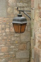Building, Iron, Lamp Post, Lantern, Metal