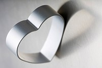 Heart Shape, Heart_Shaped, Indoors, Metal