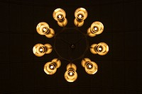 Bulbs, Ceiling Lights, Chandelier, Design, Electric
