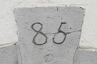close_up, cement, surface, marking, indication, outdoor