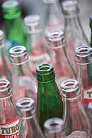 Bottle, Circle, Close_Up, Full Frame, Glass