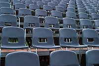 chairs, seats, seating, array, arrangement, layout