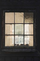 window, household, outdoors, dwelling, frame, wooden frame