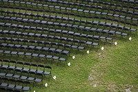 Array, Design, Chairs, Bleachers, Arrangement