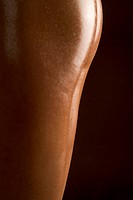 close_up of thigh