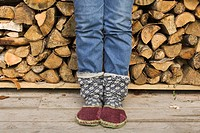 Casual Clothing, Close_Up, Day, Firewood