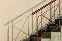 Banister, Building, Day, Design, Exterior