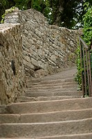 Stairs, Steps, Stones, Stone Wall