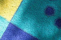 Carpet, Close_Up, Embroidery, Knitted