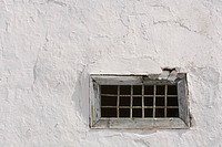 Broken, Close_Up, Building Structure, Building Exterior, Air Duct