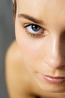 Close up of woman face (thumbnail)
