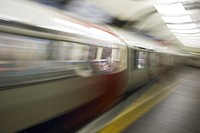 Blurred, Capital Cities, City Life, Commute, Commuter