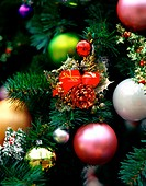 Seasons, christmas, x-mas, decoration, tree, film (thumbnail)