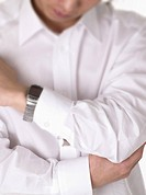 shirts, wrist watch, elbow, 20_30 something, formal shirts