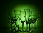 House item, wine glass, artifact, object, champagne glass, glass (thumbnail)