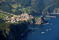 Armintza, Biscay, Basque country, Spain