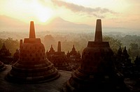 Indonesia. Java. Borobudur Temple