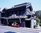 Kura_Made House, Kawagoe, Saitama, Japan