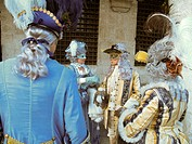 Carnival, Venice, Veneto, Italy