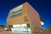 Casa da Musica is the concert hall situated in Porto Oporto, Portugal.
