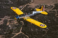 World War II classic trainer: Ryan PT-22 Recruit, restored