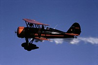 Curtiss-Wright Travel Air B-14b 1932 biplane