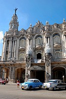 Grand Theatre of havana. Cuba