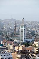 Mosque, Dakar, Senegal, West Africa, Africa
