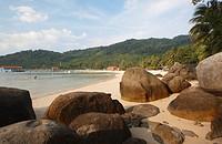 Salang Beach, Pulau Tioman, Malaysia, Southeast Asia, Asia