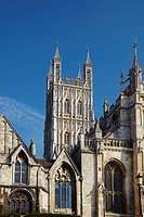 Gloucester Cathedral, Gloucester, England, UK