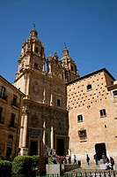 Casa de las Conchas and Pontifical University of Salamanca, Castilla-Leon, Spain