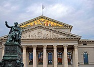 National Theatre  Munich  Germany