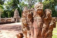 Statue of Vasuki, Cambodia