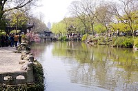 China, Jiangsu Province, Suzhou, The Humble Administrator´s Garden