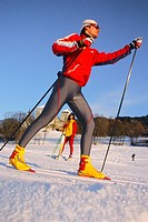 Skiing _ Skifahren _ Trendsport