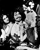 Film Der Schatz der Korsaren Long John Silver, AUS 1954, Nach Roman Die Schatzinsel von Robert Louis Stevenson, Regie: Byron Haskin, Szene mit: Lloyd ...