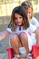 Little girls game
