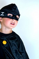Boy zorro costume