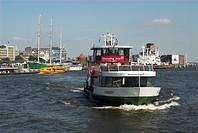 Hamburg, Hafen, St. Pauli Landungsbruecken, Hafenrundfahrt, harbour, St. Pauli jetties, harbour tour