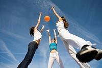 Women beach_volley