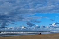 Belgium _ Flanders _ Ostend _ North Sea