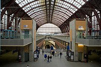 Belgium _ Flanders _ Antwerp _ Central Station Antwerpen Centraal Station