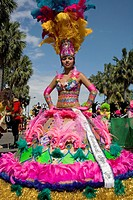 Dominican Republic _ Santo Domingo _ Carnival _ The Queen of Carnival