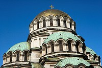 Bulgaria _ Sofia _ Capital City _ Alexandre Nevski Cathedral