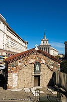 Bulgaria _ Sofia _ Capital City _ Sveta Nedelya Square _ Samardji&#239;ska